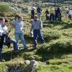 El deslinde entre Cabrillanes y Somiedo. Primeras fases. 2003