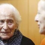 Áurea, 106 años en Babia