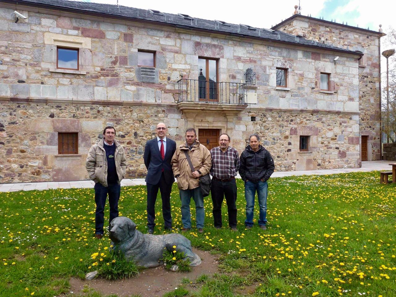 Representantes ecologistas en el Patronato del Parque Natural de Babia y Luna