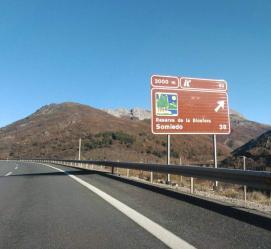 UPL reclama a la Junta que señalice las Reservas de la Biosfera y Parques Naturales de León (iLeón)